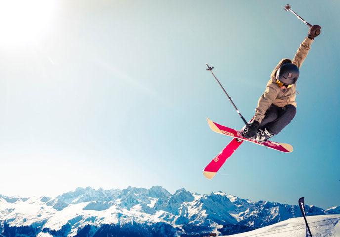 O2 Évasion by Promosport : Stages / Destinations : Ski compétitions / jeunes
